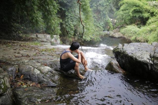 Nghẹt thở chinh phục thác 7 tầng ở Lâm Đồng - 3