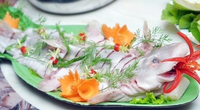 Cá có thể được chế biến thành nhiều món, nhưng được săn lùng nhiều nhất vẫn là cá nghéo bao tử. (Ảnh: Internet)