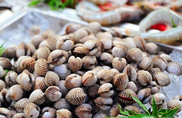 Sò huyết được xếp vào 6 loại đặc sản nổi tiếng của Khánh Hòa