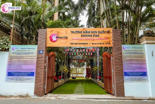Trường MN quốc tế Shining Star