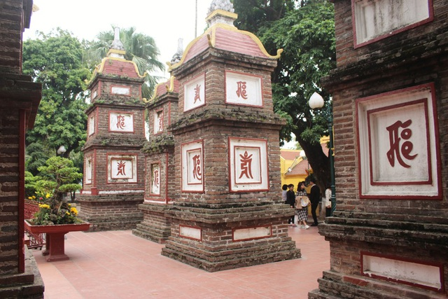 Cận cảnh ngôi chùa đẹp bậc nhất thế giới ở Hà Nội - 1