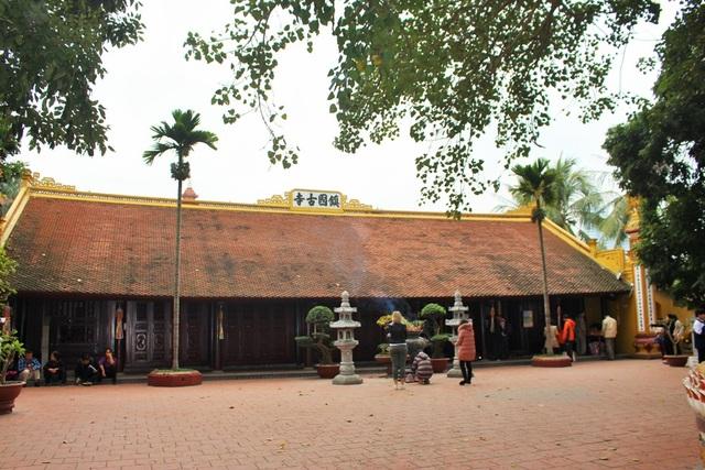 Cận cảnh ngôi chùa đẹp bậc nhất thế giới ở Hà Nội - 4