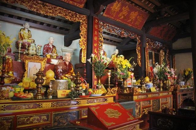 Cận cảnh ngôi chùa đẹp bậc nhất thế giới ở Hà Nội - 7