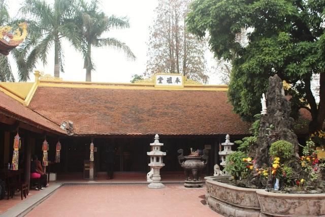 Cận cảnh ngôi chùa đẹp bậc nhất thế giới ở Hà Nội - 8