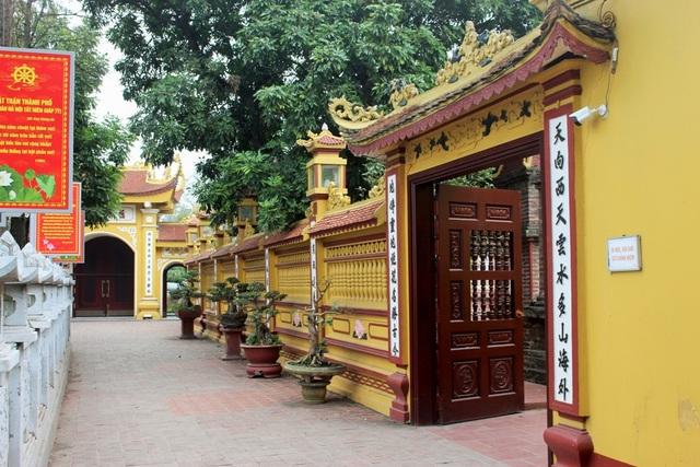 Cận cảnh ngôi chùa đẹp bậc nhất thế giới ở Hà Nội - 12
