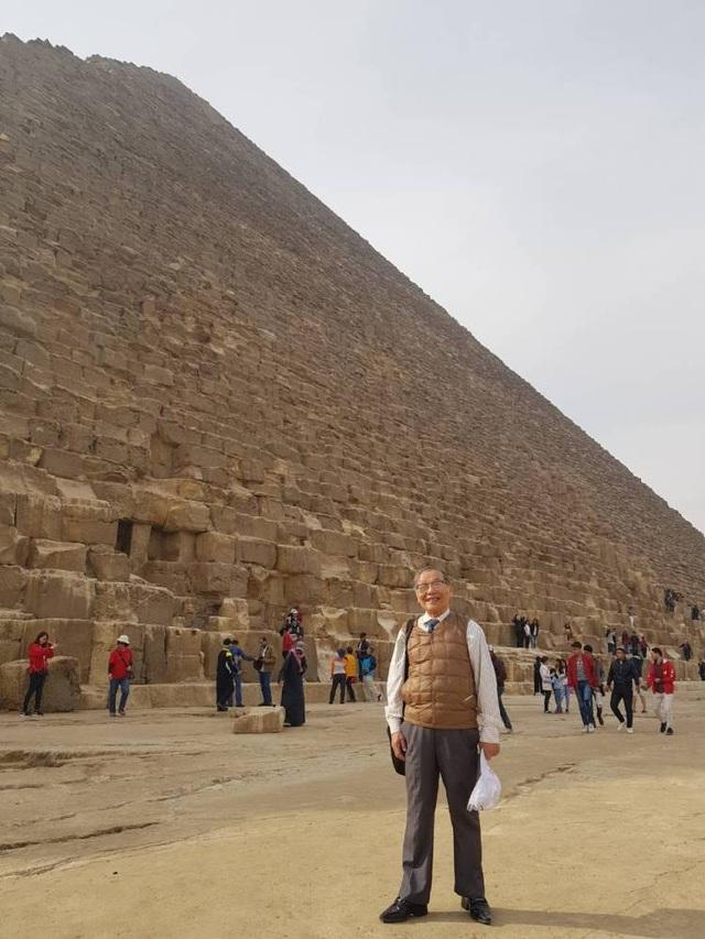 Choáng ngợp trước Kim tự tháp Giza - 5