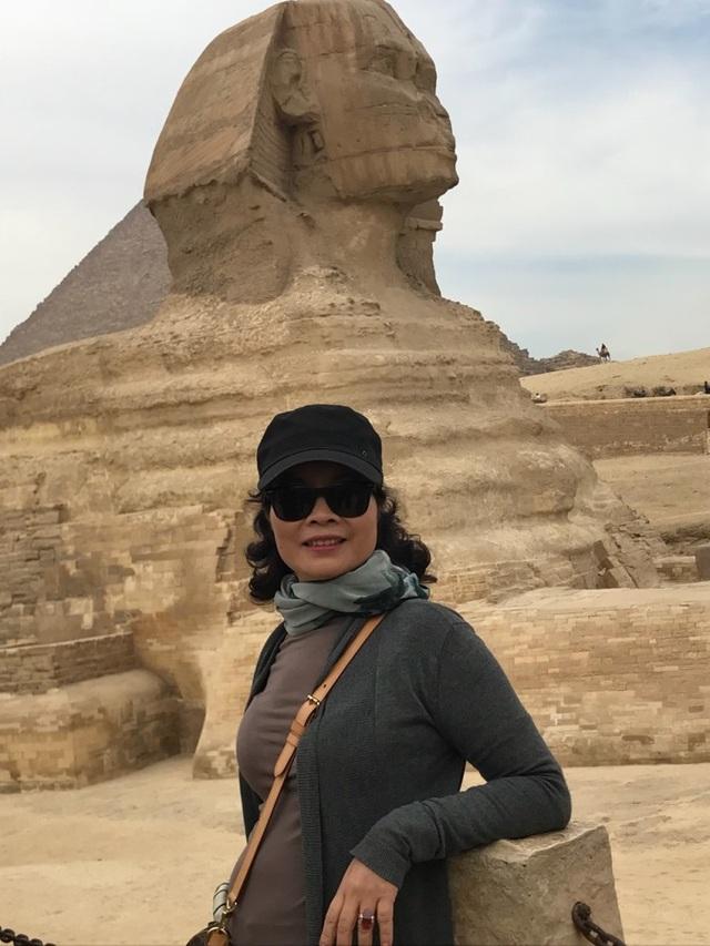 Tương nhân sư ở Giza