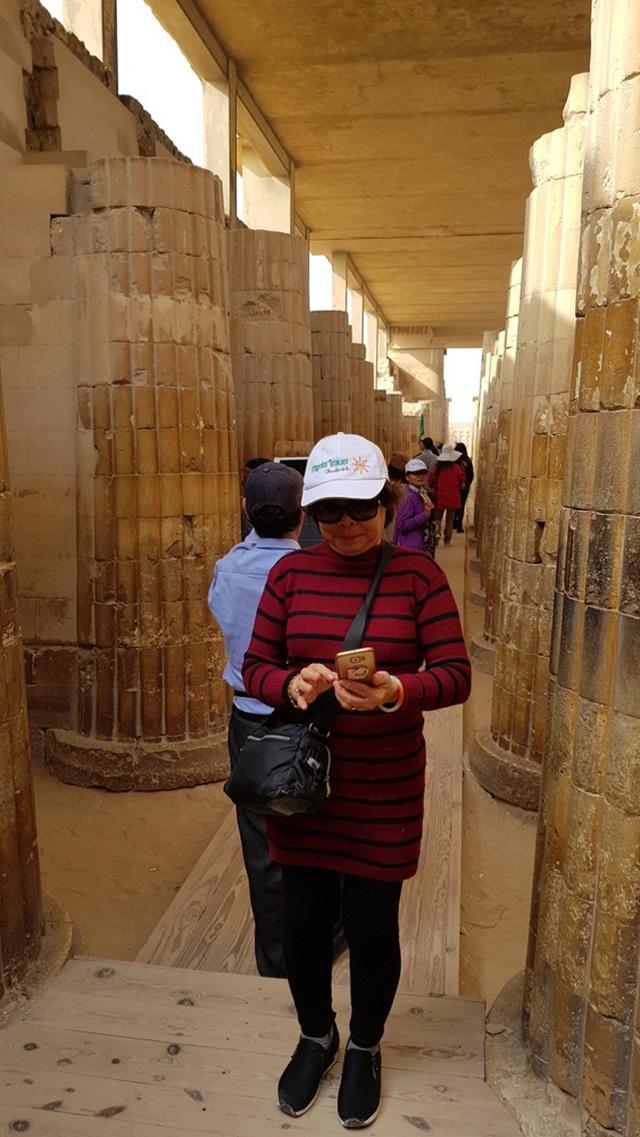 Choáng ngợp trước Kim tự tháp Giza - 9