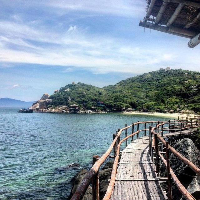 Côn Đảo được xem là địa điểm lặn ngắm san hô đẹp nhất Việt Nam. (Ảnh: ksusha_mitchel)
