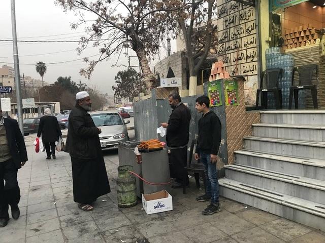 Niềm vui đi chợ Trung Đông – chợ của những người đàn ông - 7