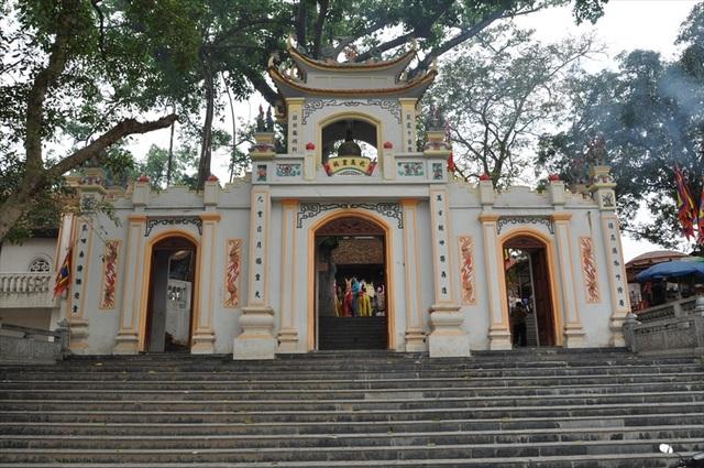 Đền Bắc Lệ là một trong hai ngôi đền thờ Mẫu nổi tiếng nhất tại miền Bắc.