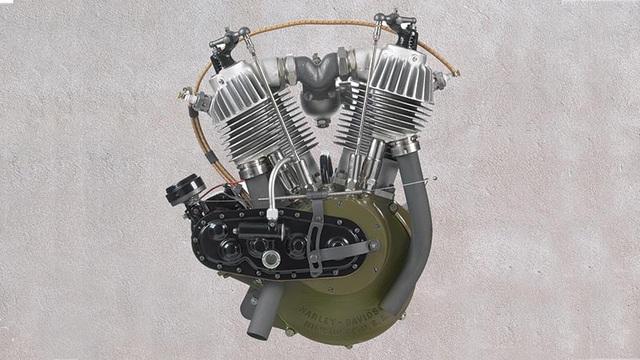 Dòng động cơ V-Twin tiếp theo của Harley-Davidson ra mắt năm 1911 và trở thành một trong những động cơ có tuổi thọ dài nhất, giúp HD đạt được những kết quả kinh doanh khả quan. Động cơ này được sử dụng đến tận năm 1929.