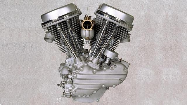 Harley-Davidson cho ra đời dòng động cơ V-Twin thứ hai với hai loại dung tích: 1.000cc và 1.200cc vào cuối năm 1948, với một số cải tiến về thiết kế như xy-lanh làm bằng hợp kim nhôm, hệ thống thủy lực điều khiển van...; tuy nhiên, hệ thống làm mát bằng gió vẫn không thay đổi.
