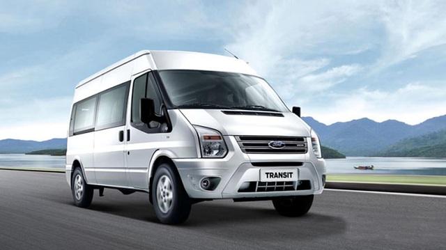 Ford triệu hồi hơn 1.500 xe Transit - 1