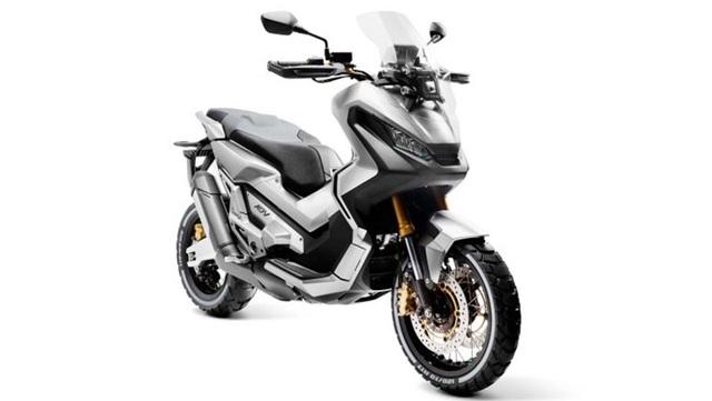 Honda chính thức giới thiệu xe địa hình X-ADV - 4