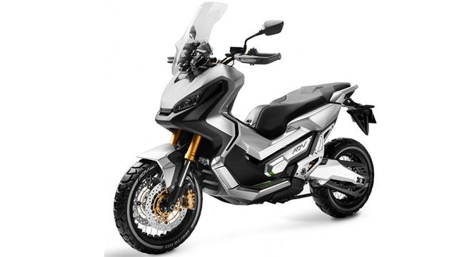 Honda chính thức giới thiệu xe địa hình X-ADV - 5