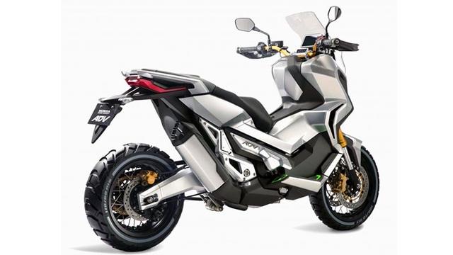 Honda chính thức giới thiệu xe địa hình X-ADV - 7