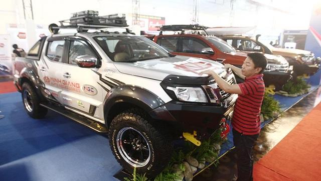 Khai mạc Vietnam Motor Show 2016: Cuộc chơi của xe bình dân - 4