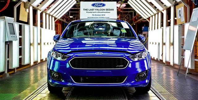 Ford chính thức đóng cửa nhà máy tại Australia - 2