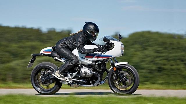 BMW ra mắt RnineT phiên bản café racer - 1