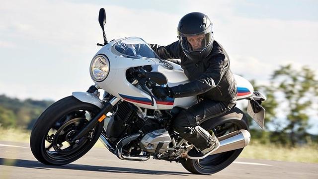BMW ra mắt RnineT phiên bản café racer - 5