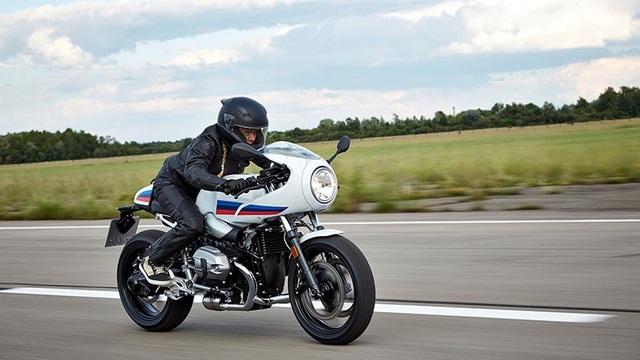 BMW ra mắt RnineT phiên bản café racer - 4