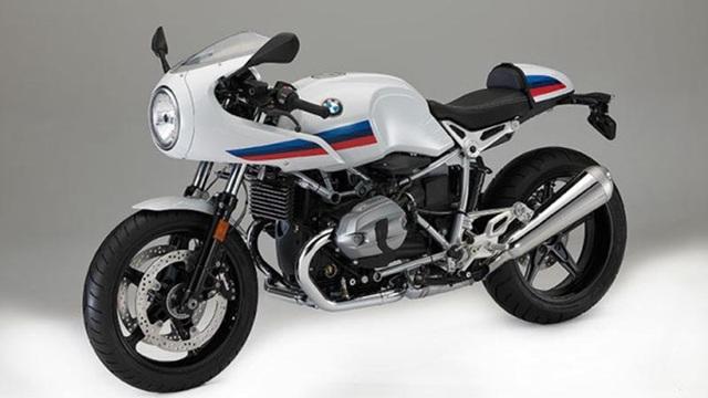 BMW ra mắt RnineT phiên bản café racer - 9
