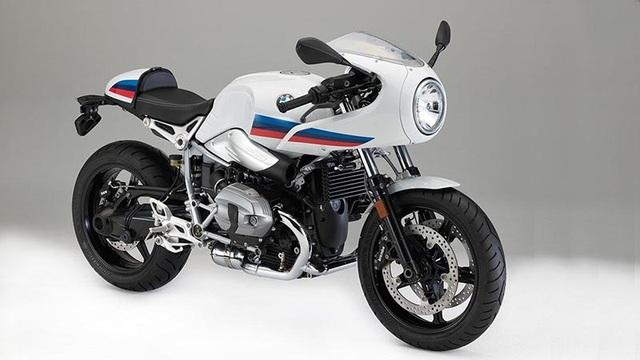 BMW ra mắt RnineT phiên bản café racer - 8