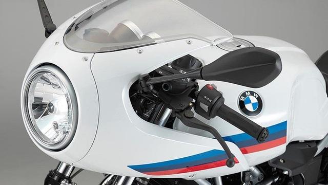 BMW ra mắt RnineT phiên bản café racer - 7