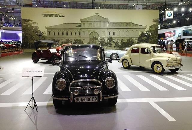 Khai mạc triển lãm Vietnam International Motor Show 2016 - 4