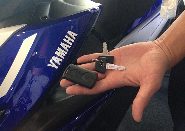 Yamaha ra mắt xe ga NVX tại Đông Nam Á - 7