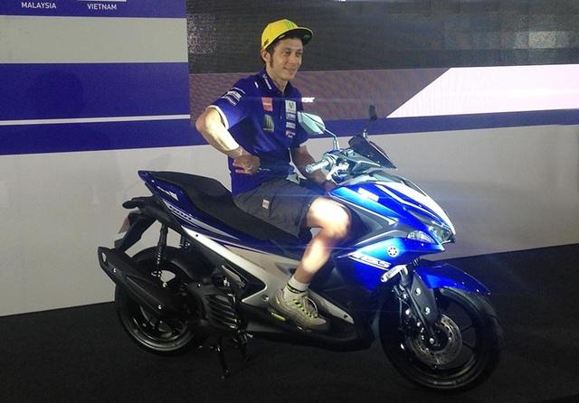Yamaha ra mắt xe ga NVX tại Đông Nam Á - 4
