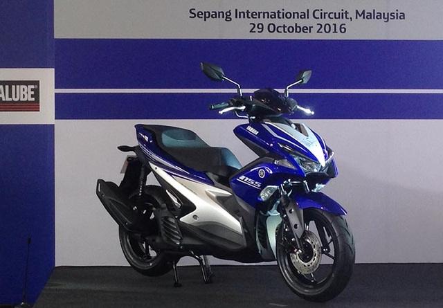 Yamaha ra mắt xe ga NVX tại Đông Nam Á - 5