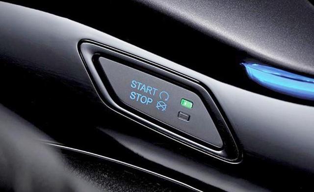 Hệ thống khởi động bằng nút bấm trên Chevrolet Orlando