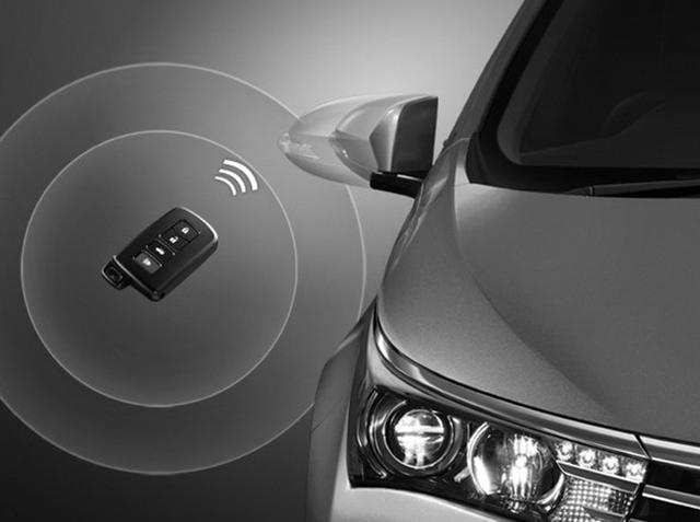 Toyota ra mắt phiên bản nâng cấp mới cho Altis - 12