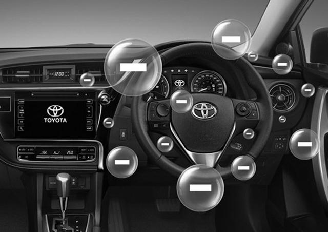 Toyota ra mắt phiên bản nâng cấp mới cho Altis - 5