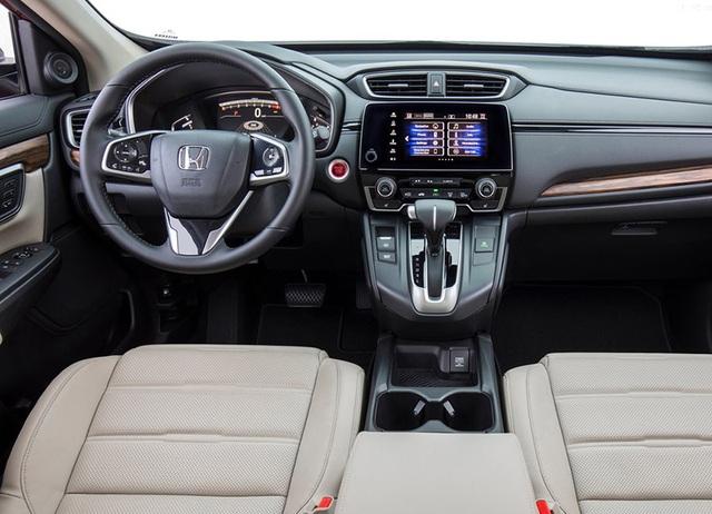 Honda công bố giá bán CR-V 2017 tại Mỹ - 6