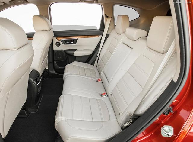 Honda công bố giá bán CR-V 2017 tại Mỹ - 9