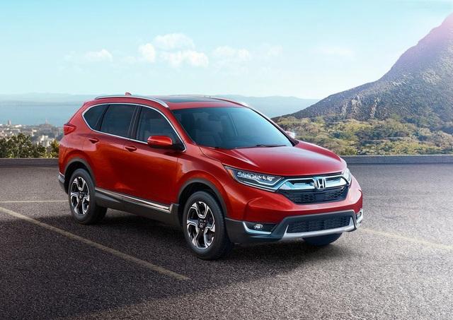 Honda công bố giá bán CR-V 2017 tại Mỹ - 3