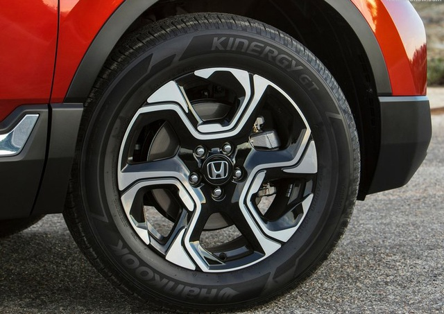 Honda công bố giá bán CR-V 2017 tại Mỹ - 5
