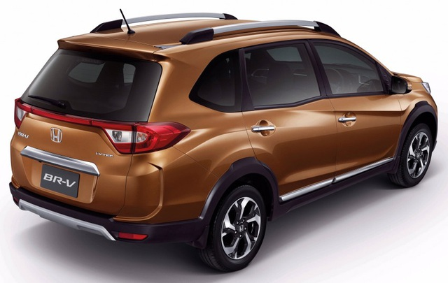 Honda bắt đầu bán crossover BR-V tại Malaysia - 4
