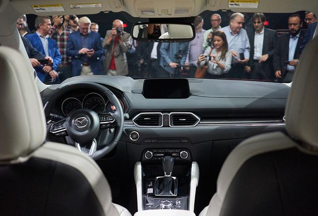 Mazda chính thức sản xuất CX-5 hoàn toàn mới - 5