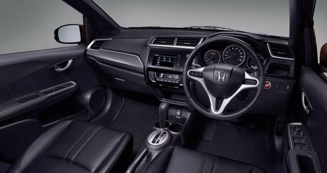 Honda bắt đầu bán crossover BR-V tại Malaysia - 6