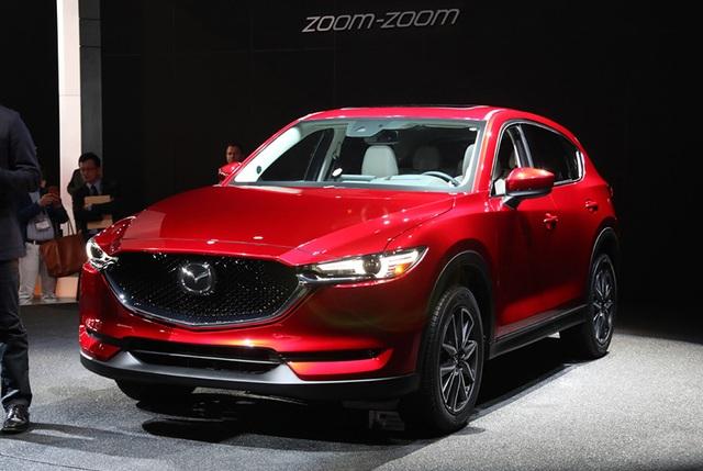 Mazda chính thức sản xuất CX-5 hoàn toàn mới - 2