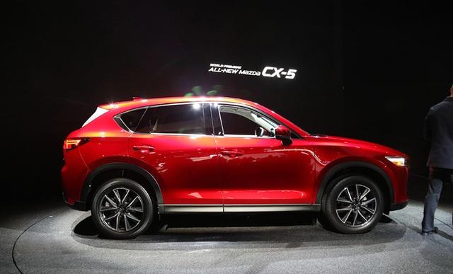 Mazda chính thức sản xuất CX-5 hoàn toàn mới - 3