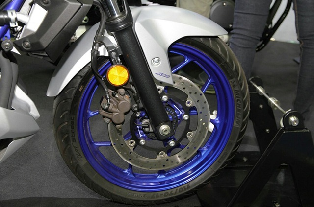 """Yamaha ra mắt liền hai mẫu xe mới trong """"gia đình MT"""" - 8"""