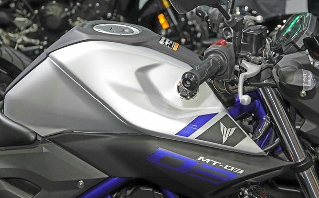 """Yamaha ra mắt liền hai mẫu xe mới trong """"gia đình MT"""" - 6"""