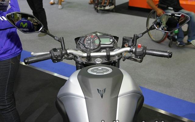 """Yamaha ra mắt liền hai mẫu xe mới trong """"gia đình MT"""" - 7"""