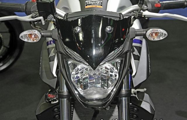 """Yamaha ra mắt liền hai mẫu xe mới trong """"gia đình MT"""" - 3"""