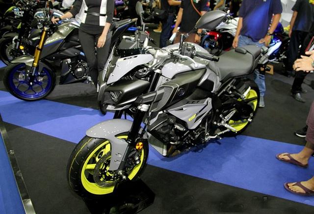 """Yamaha ra mắt liền hai mẫu xe mới trong """"gia đình MT"""" - 9"""